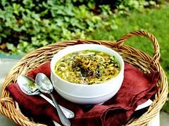 Ash-e Reshteh (Turmeric & Saffron) Tags: soup stew persianfood  aash