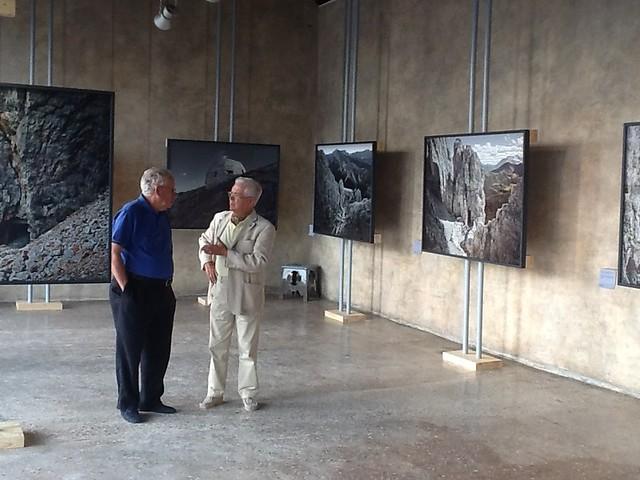 Teatri di Guerra. Fotografie di Luca Campigotto_Inaugurazione 5/09/14