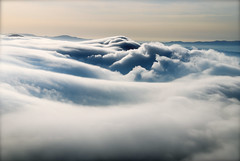 Mountain of Clouds 1 (Xevi V) Tags: mountains clouds montserrat núvols muntanyes
