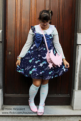 S (House Of Secrets Incorporated) Tags: belgium belgië s lolita antwerp egl antwerpen dreamsky jfashion sweetlolita angelicpretty lolitea jfashionmeet casualsweet