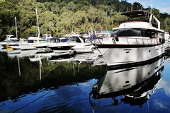 More $s - McCarrs Creek (robynbrody) Tags: water reflections boats boat australia maritime nsw