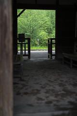 Wicket (RenField - Toel-ul Laputa) Tags: green art rain station japan 50mm nikon sigma kagoshima    wicket kirishima           d800e