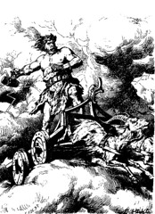 Thor (5) (fiore.auditore) Tags: thor mythology mythologie asatru