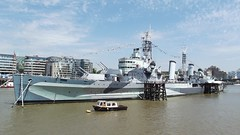 HMS Belfast (Bruce82) Tags: london thames ship fuji navy belfast hmsbelfast finepix riverthames cruiser warship hms royalnavy