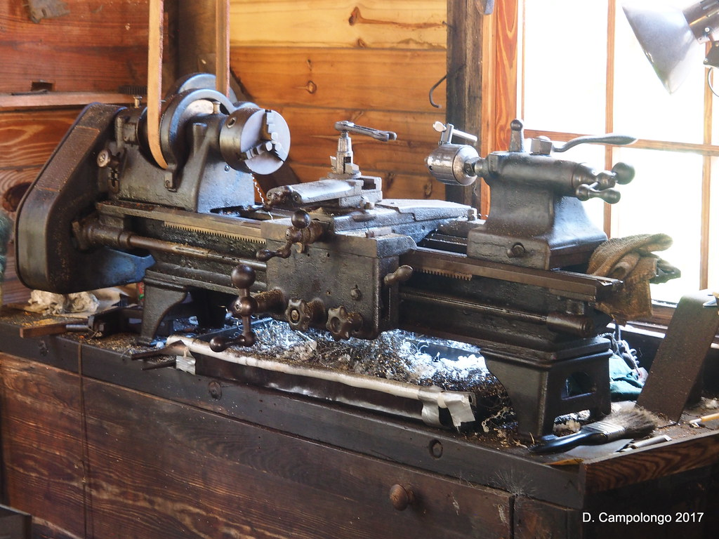 The World S Best Photos Of Lathe And Old Flickr Hive Mind