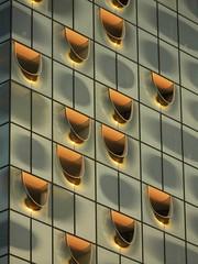 Ds (Ed Sax) Tags: d windwo fenster fassade blau gelb grün hamburg edsax elbphi elbphilharmony elbphilharmonie elbe freeandhansatownofhamburg freieundhansestadthamburg elbephilharmony elbphillharmony glas design struktur architektur raster pattern eyelid superdry