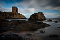 Lady's Tower (Fifescoob) Tags: elie fife scotland eastneuk sea seascape landscape leefilters bigstopper canon 5ds ladystower history historic ruin country countryside coastalpath