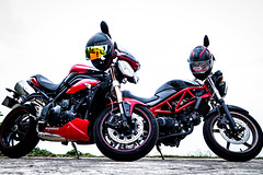 IMG_1189 (HoragamePhoto) Tags: speedtriple motorcycle bike