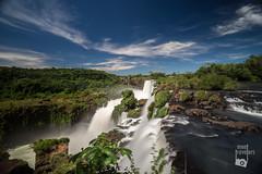 Iguassu falls (meet-travelers) Tags: puertoiguassu longexposure water falls landscape travel argentina iguassufalls