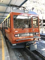 MGB, Zermatt, Switzerland (W-chlaus) Tags: wwwgornergratbahnch schweiz switzerland swiss suisse wallis gornergrat bahn train zahnradbahn