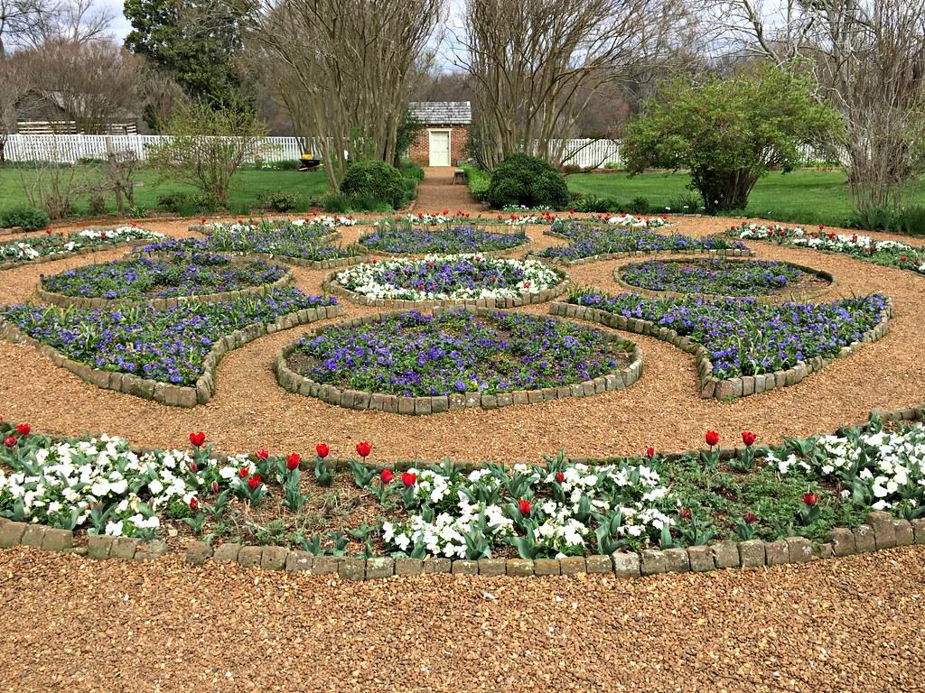 Garden @ The Hermitage (djpalmer1953) Tags: Hermitage Historichomes Gardens  Nashville Tennessee