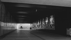 Let's meet (tomislater) Tags: fuji fujifilm x100f xseries fujifilmxseries street city streetphotography urban poland wrocław wroclaw acros blackandwhite