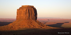 Monument Valley (Rolandito.) Tags: usa united states america utah arizona desert southwest nonzment valley butte buttes sunset navajo nation