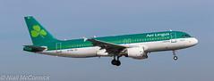 EI-FNJ Aer Lingus Airbus A320-214 (Niall McCormick) Tags: dublin airport eidw aircraft airliner dub eifnj aer lingus airbus a320214