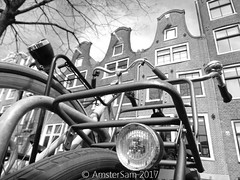 ...City In... (AmsterSam - The Wicked Reflectah) Tags: amstersam amstersm amsterdam holland netherlands europe spring 2017 carpediem lifeisgood checkoutmywebsitewwwamstersamcom amsterdamthebestcityintheworld reflectionsofamsterdam nophotoshop sonyhx400v amstersmthewickedreflectah thewickedreflectah wicked reflectah wickedreflections puddlepictures waterreflections bicycles bikes