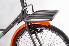 WorkCycles Gr8 Grey-Orange HH8D-3 (@WorkCycles) Tags: 8sp bicycle bike city dutch fiets fietsen fr8 gr8 hydraulic magura nexus premium shimano stadsfiets workcycles