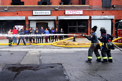 20170401-womens-history-rock-014 (Official New York City Fire Department (FDNY)) Tags: fdny join women history training firefighter