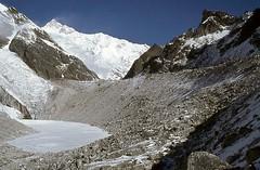Kanchenjunga (Daniel Biays) Tags: kanchenjunga lacglaciaire moraine glacier sommet montagne sikkim inde himalaya