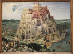 Wien Kuntshistorisches (bramhallian@yahoo.com) Tags: kuntshistorisches bruegel towerofbabel