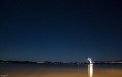 Lago Trasimeno (___minga) Tags: umbria italia italy lake lago trasimeno blue night stars canon eos 1300d