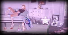 A Noob Today (Neaira Aszkenaze) Tags: se7en event anniversary catwa lona maitreya freebies amazing decor decorating starlight bohem easter clogs tatami socks skirt headband sl secondlife second life virtualworld virtual world living virtualliving virtuallife home homedecor willowdale estate bento head vista hands vistaprohands pro noob new newbe scarletcreative scarlet creative house palazzo livingroom cubicherry nea