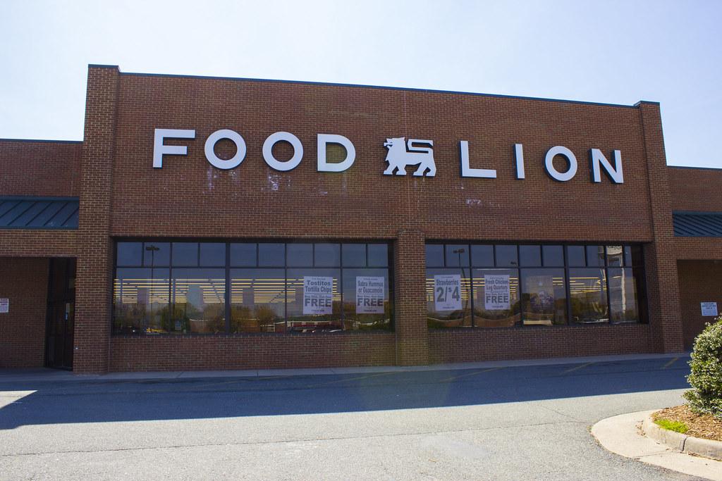 Food Lion Stores Madison Nc