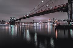 Brooklyn Bridge (Explore) Thank You! (Jfoose03) Tags: newyorkcity brooklynbridge manhattanbridge empirestatebuilding bigapple night longexposure