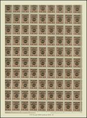 5749 M arak NDH Aufdruck MiNr. 46 (Morton1905) Tags: stamps 5749 m arak ndh aufdruck minr 43 46