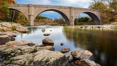 Potarch.jpg (___INFINITY___) Tags: 6d aberdeen aberdeenshire bridge canonef1740mmf4lisusm potarch river canon darrenwright dazza1040 eos infinity longexposure riverdee scotland wideangle