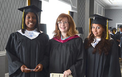 MGLA Graduation (CharMeckSchools) Tags: marie g graduation davis academy grad mgla