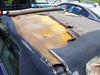 04 Renault R19 Original-line CK-Cabrio Verdeck vorher b 02