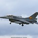 "Belgian Air Force ( Belgian Air Component) F-16AM 31 Sqn.  FA-119 ""banking"""