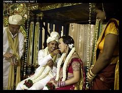 #NINIEKIRAN (JonDoyou) Tags: wedding digital blessings photography groom bride indian ceremony culture olympus 45 malaysia 20mm 20 hindu malaysian zuiko 45mm msia cultural weddingphotography m43 em5 fourthird mirrorless microfourthird