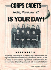 """SA Corp Cadets - 11-21-1943 • <a style=""""font-size:0.8em;"""" href=""""http://www.flickr.com/photos/42153737@N06/14388103627/"""" target=""""_blank"""">View on Flickr</a>"""