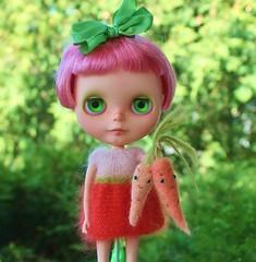 Grumpy Carrots