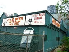 Cecil (Tom Bagley) Tags: canada calgary beer illustration ink cartoon alberta beerland ooky downtowncalgary tombagley cecilhotel canadiancontent kiplingwest