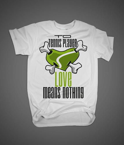 T-Shirt LOVE MEANS NOTHING