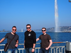 Gutta boys in Geneva!