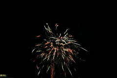 Fourth of July Extravaganza (pt. 2) 28 (FilmandFocusPhoto) Tags: green yellow sparkles night outdoors fireworks fourthofjuly 4thofjuly sparks todayspic