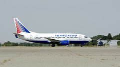 Boeing 737 - MSN 28052 - EI-DTX  Airline Transaero Airlines (zoom_w) Tags: airline msn boeing airlines 737 28052 transaero eidtx