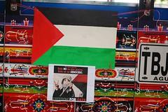 Solidaridad con Gaza (Desde Colombia con las comunidades campesinas en r) Tags: demo colombia union manifestacion medellin sindicato sudamerica caravana sindicalismo paisa multinacionales derechoslaborales workerrightsantioquia