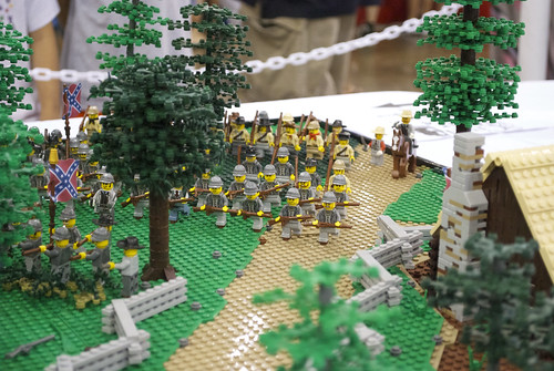 Flickriver: Most interesting photos from LEGO Civil War