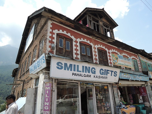 Smiling Gifts at Pahalgam
