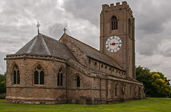 St Michael's Coningsby (David Baldock Photography) Tags: longshot infocus highquality oneface