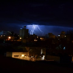 (parrandroid) Tags: lighting tormenta rayo relampago