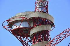 The Arcelor Mittal Orbit Tower (Martin Pettitt) Tags: city summer london tower architecture dslr legacy olympicpark stratford queenelizabeth olympics2012 2014 viewingplatform theorbit londongames stockcategories afsdxvrzoomnikkor18200mmf3556gifedii nikond7100 arcelormittalorbittower