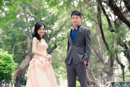 cheri wedding,cheri婚紗,Prewedding,美軍宿舍婚紗,蒙馬特婚紗, …_插圖