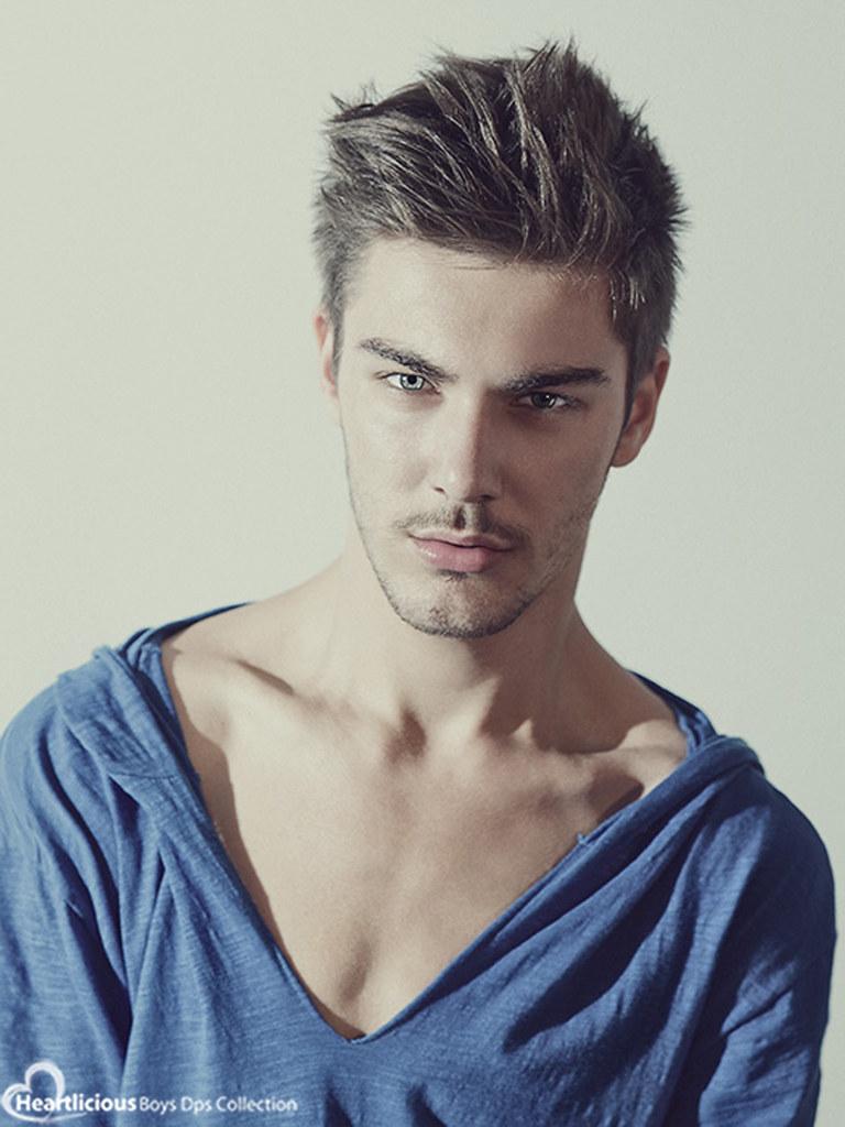 hot boy profile pic