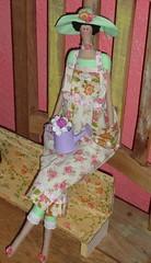 TILDA OUTONO (gata arteira by cris) Tags: de bonecas pano boneca tilda presentes enfeite tildas