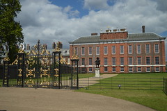 Golden Gates of Kensington Palace (CoasterMadMatt) Tags: city uk greatbritain family summer england building london english heritage history gardens architecture garden season outside photography gold golden site nikon chelsea exterior photos unitedkingdom britain gates united capital great royal parks landmarks property kingdom august landmark palace structure historic photographs gb borough british kensington kensingtongardens royalparks grounds palaces kensingtonpalace attraction attractions royalfamily 2014 nikond3200 capitalcity goldengates royalborough d3200 royalboroughofkensingtonandchelsea historicroyalpalaces royalparksoflondon coastermadmatt august2014 coastermadmattphotography